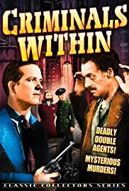 Criminals Within Poster