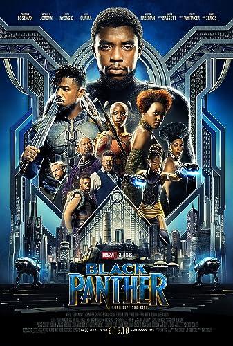 Poster Film Black Panther