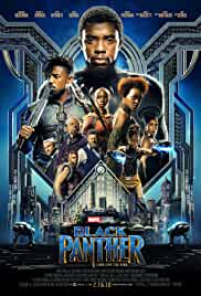 Black Panther 2018 HC HDTC 480p 400MB Dual Audio ( Hindi – English ) MKV