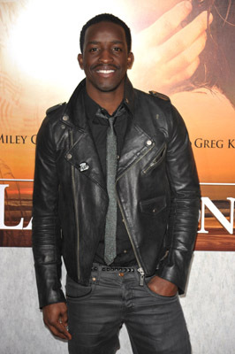 Elijah Kelley at an event for The Last Song (2010)