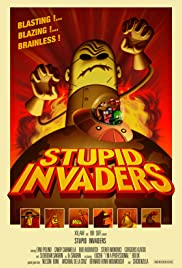 Stupid Invaders Poster