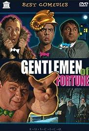 Gentlemen of Fortune(1971) Poster - Movie Forum, Cast, Reviews