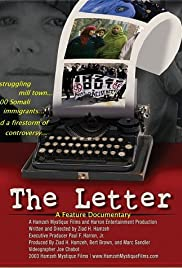 The Letter: An American Town and the 'Somali Invasion' (2003) Poster - Movie Forum, Cast, Reviews