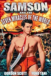 Samson and the 7 Miracles of the World(1961) Poster - Movie Forum, Cast, Reviews