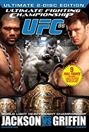 UFC 86: Jackson vs. Griffin (2008) Poster - TV Show Forum, Cast, Reviews