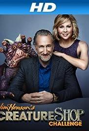 Jim Henson's Creature Shop Challenge Poster - TV Show Forum, Cast, Reviews
