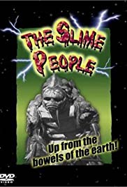 The Slime People Poster