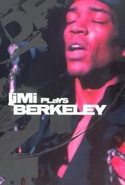 Jimi Plays Berkeley Poster