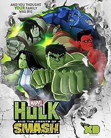 Poster Hulk und das Team S.M.A.S.H.