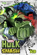 Image of Hulk and the Agents of S.M.A.S.H.