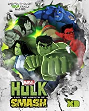 Marvel's Hulk and the Agents of S.M.A.S.H - Season 1 poster