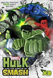 Hulks on Ice Poster