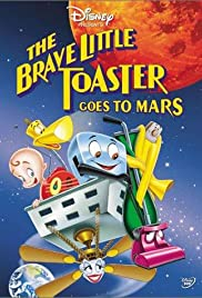 The Brave Little Toaster Goes to Mars Poster