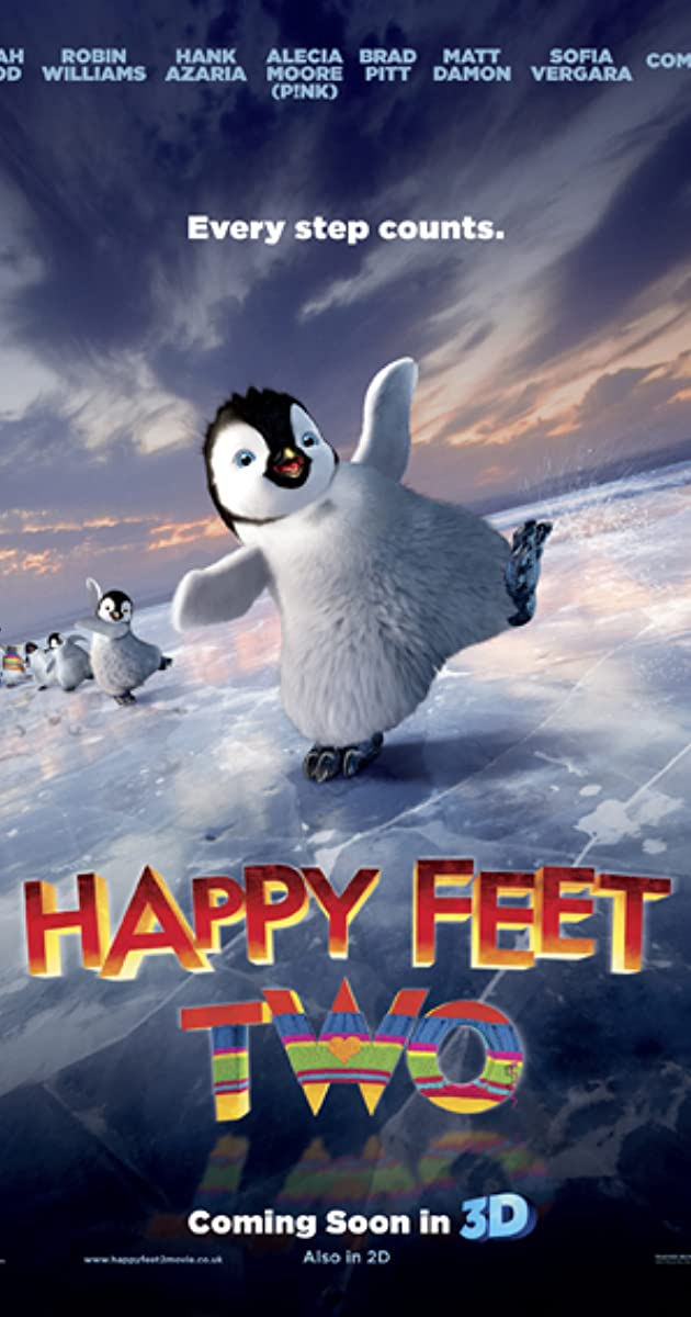 Happy Feet Two 2011 BRRip