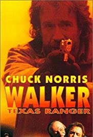 Walker Texas Ranger 3: Deadly Reunion Poster