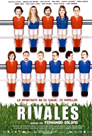Rivales Poster