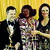 Valerie Harper, Tony Randall, and Flip Wilson