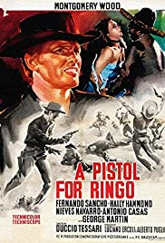 A Pistol for Ringo (1965) Poster - Movie Forum, Cast, Reviews