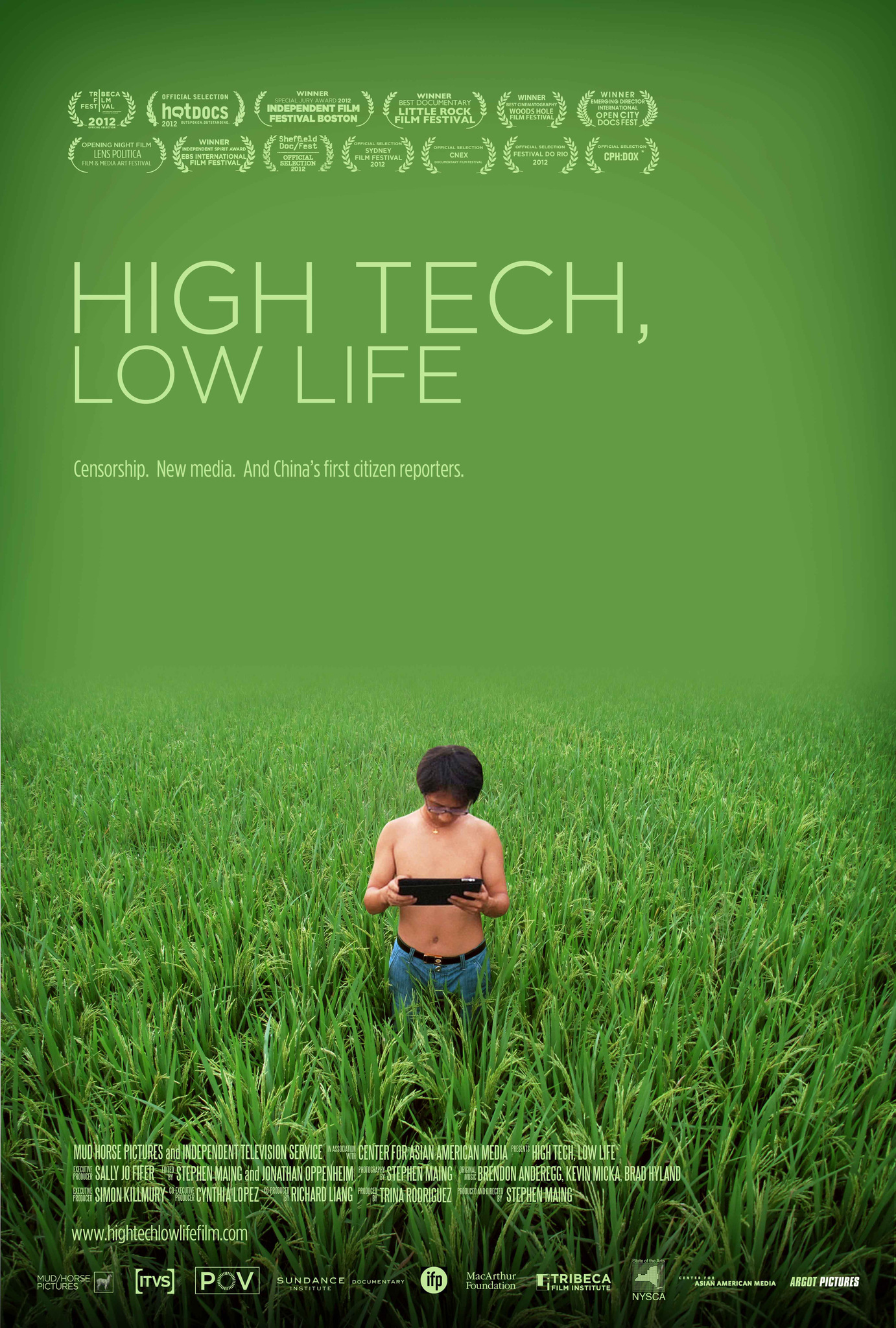 image High Tech, Low Life Watch Full Movie Free Online