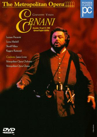 The Metropolitan Opera Presents: Ernani (1983)