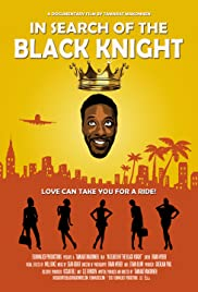 In Search of the Black Knight Poster