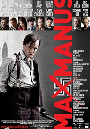 Max Manus: Man of War poster