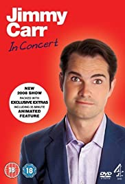 Jimmy Carr: In Concert Poster