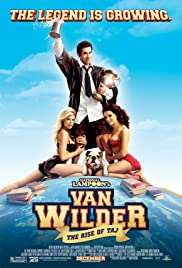 Van Wilder 2: The Rise of Taj (2006) Poster - Movie Forum, Cast, Reviews