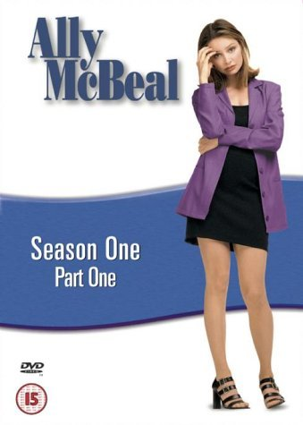 Calista Flockhart in Ally McBeal (1997)