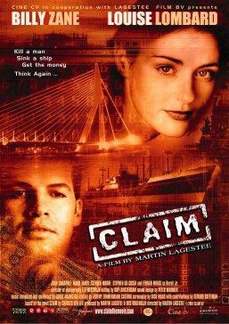 Claim poster