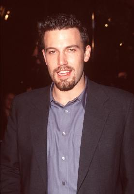 Ben Affleck at Shakespeare in Love (1998)