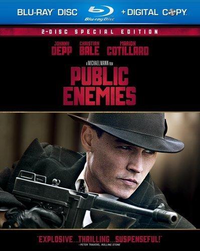 Public Enemies 2009 720p BRRip Dual Audio Watch Online Free Download At Movies365.in