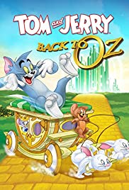 Tom & Jerry: Regreso al mundo de Oz Película Completa HD 720p [MEGA] [LATINO]