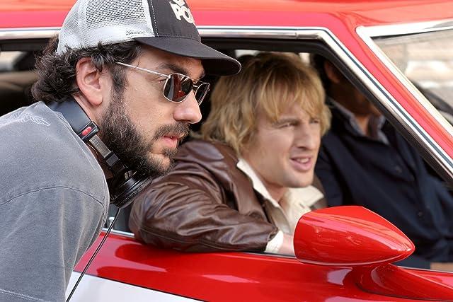 Owen Wilson and Todd Phillips in Starsky & Hutch (2004)