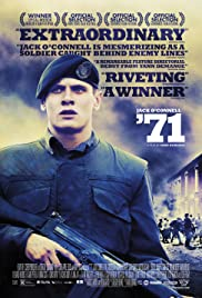 '71 (2014) Poster - Movie Forum, Cast, Reviews