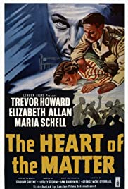 The Heart of the Matter (1953) Poster - Movie Forum, Cast, Reviews