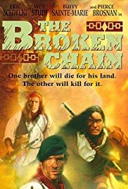 The Broken Chain Poster