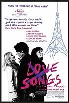 Image of Les chansons d'amour