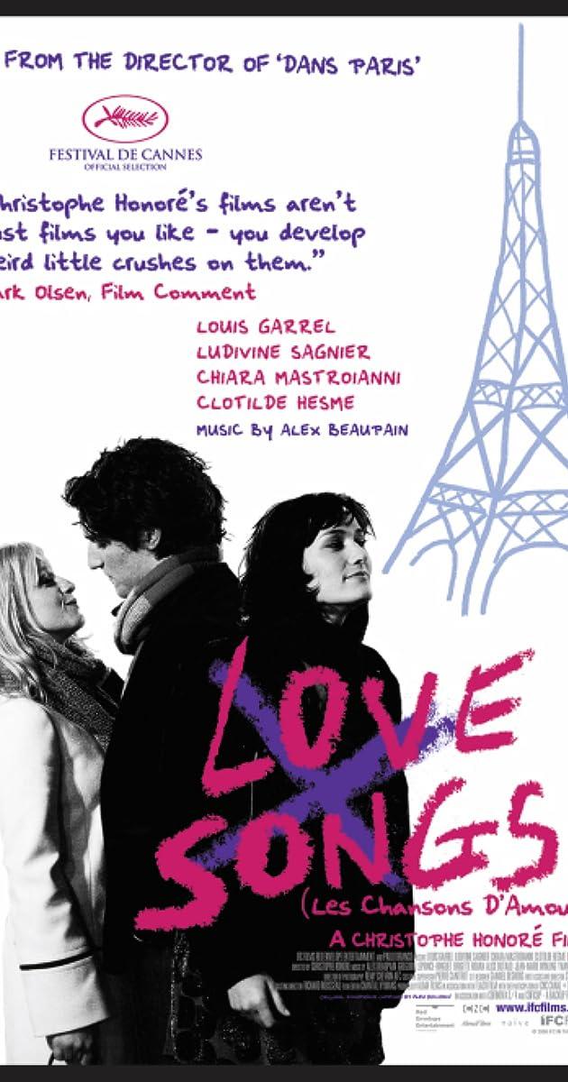 Meilės dainos / Les Chansons d'Amour (2007) Online