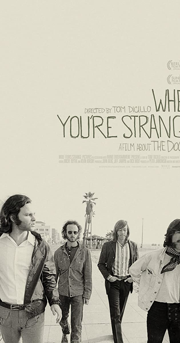 The doors when youre strange 2009 imdb ccuart Image collections