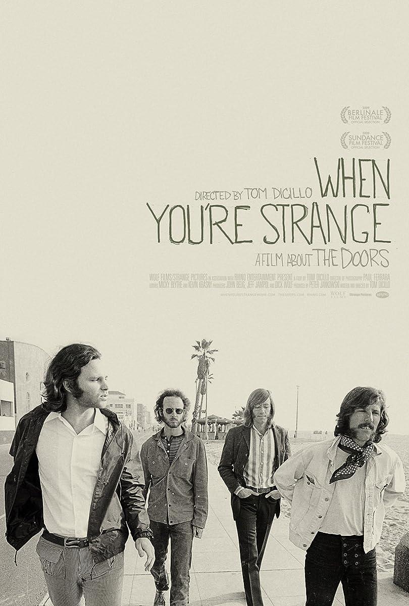 sc 1 st  IMDb & The Doors: When Youu0027re Strange (2009) - IMDb pezcame.com