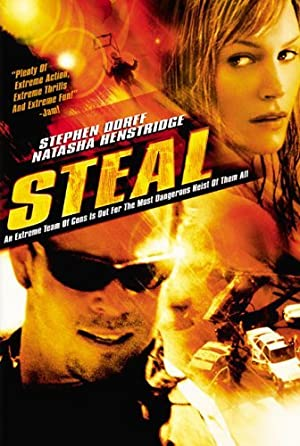 Steal poster
