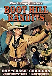 Boot Hill Bandits Poster