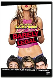 Barely Legal Poster