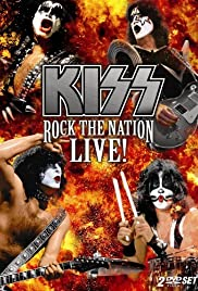 Kiss: Rock the Nation - Live Poster