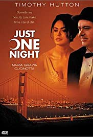Just One Night (2000) Poster - Movie Forum, Cast, Reviews