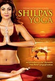 Shilpa's Yoga Poster