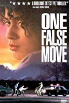 Image of One False Move