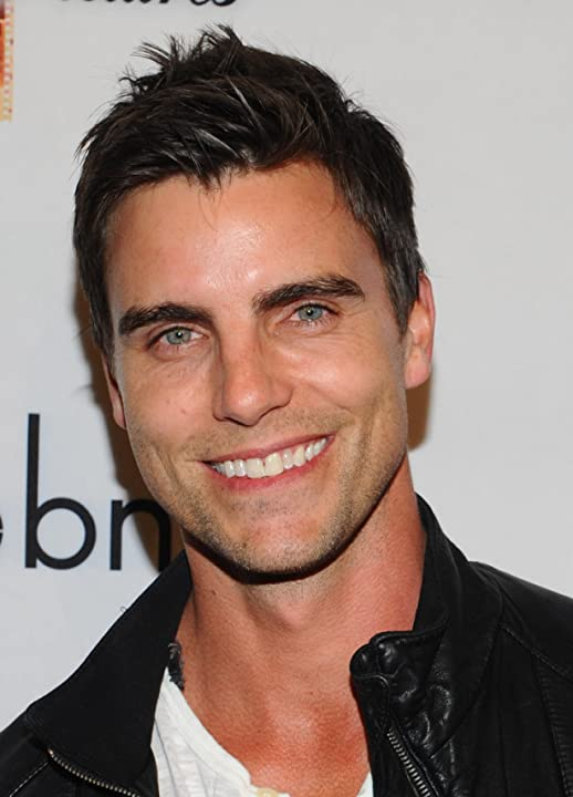 Colin Egglesfield at an event for L!fe Happens (2011)