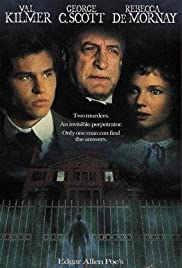 The Murders in the Rue Morgue (1986) Poster - Movie Forum, Cast, Reviews